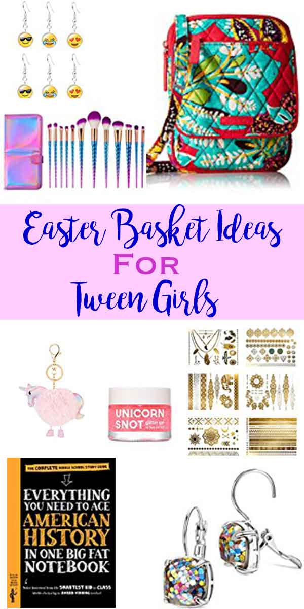 Easter basket ideas for tween girls the majestic mama easter basket ideas for tween girls negle Image collections