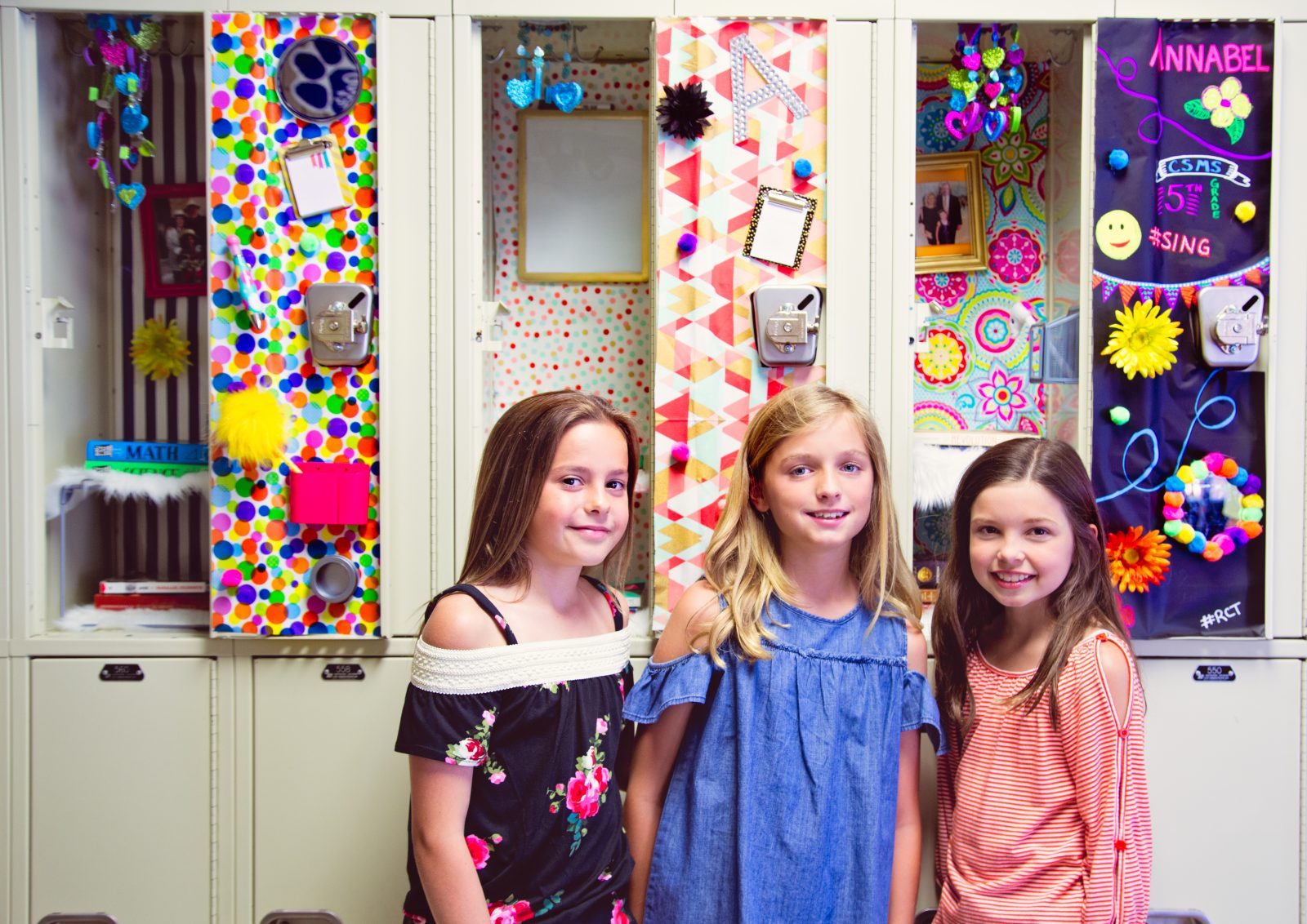 Use These Diy Locker Ideas To Have A Colorful Amazing Locker